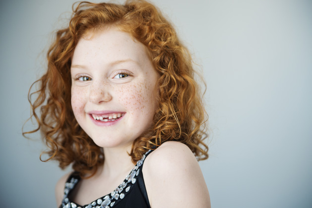 Dieses Mädchen hat jedenfalls keine Angst vor dem Zahnarzt