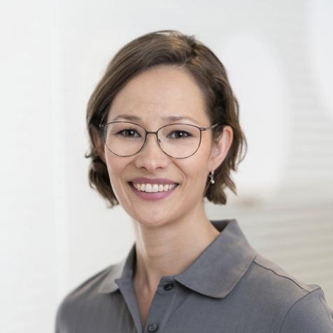 Portrait von Julia Hilbert, seit Januar 2019 in der Zahnarztpraxis Waldheim